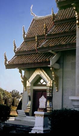 Det thailändska templet The Thai Temple